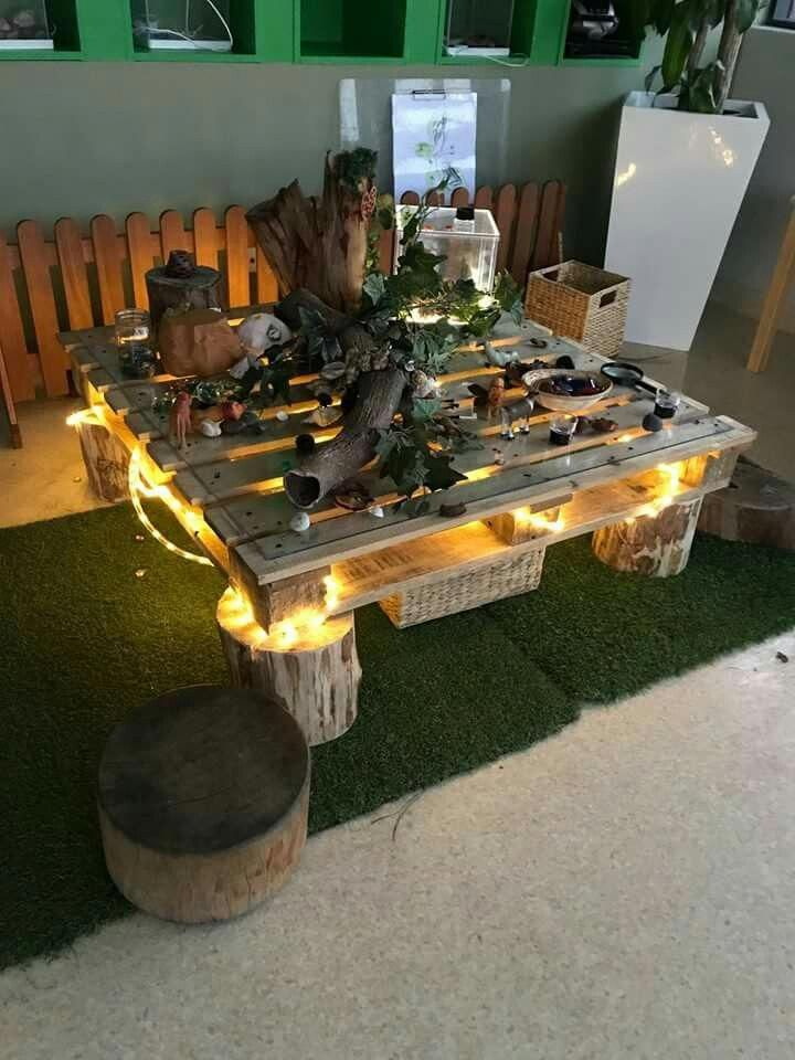 A Natural Alternative To A Light Cube Or Table Bringing