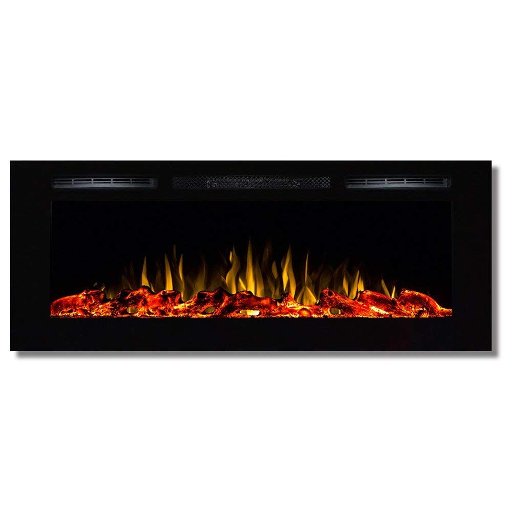 Amazon Com Regal Flame Fusion 50 Log Built In Ventless Recessed