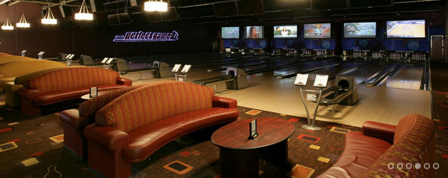 Perfect Games Bowling Alley