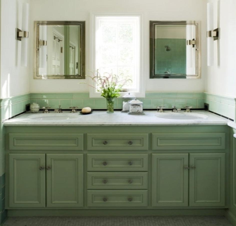 Nice Design Ideas For Painted Bathroom Vanity   Http://www.naturespantryny.com