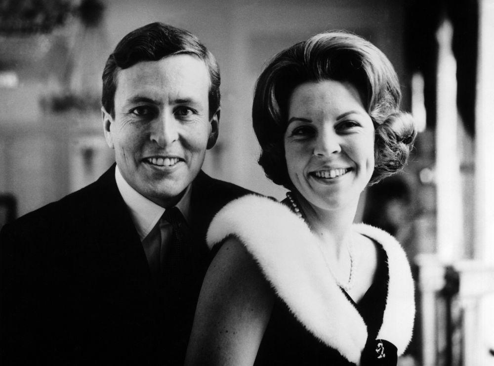 Ontroerend: de liefde van Beatrix en Claus >>