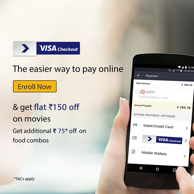 Introducing visa checkout the easier way to pay online