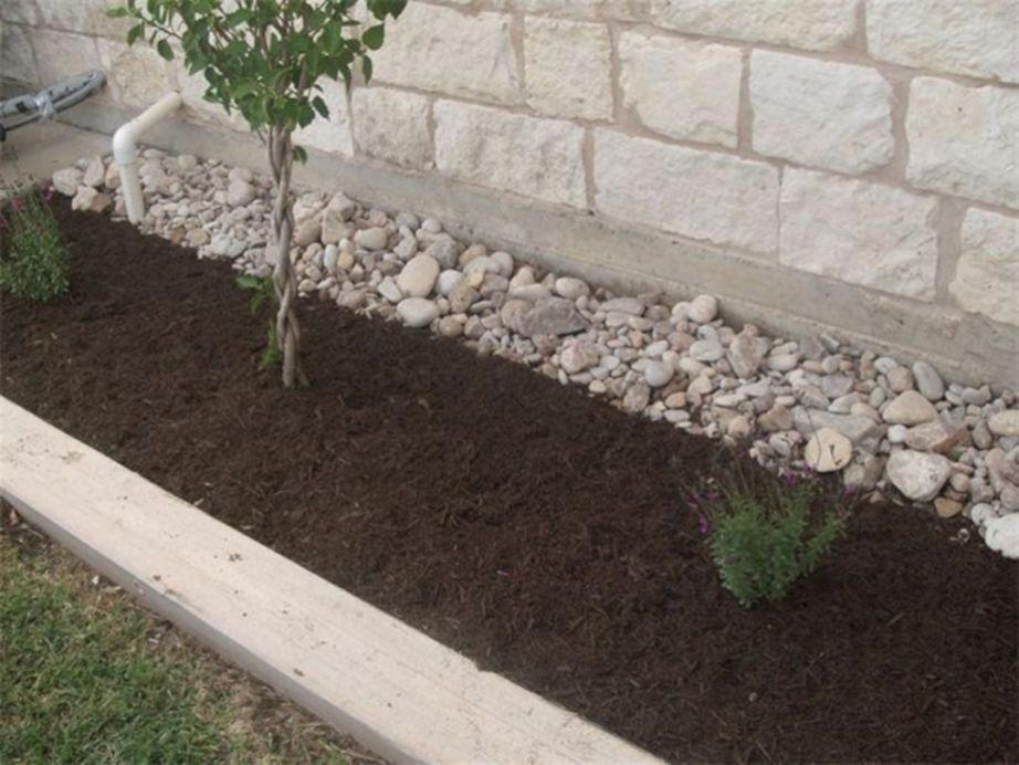 Side House Landscaping Ideas With Rocks 16 Landscaping With