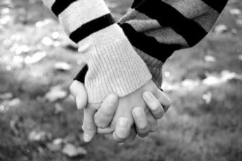 I could kiss a million guys and it still wouldn't mean as much as holding your hand