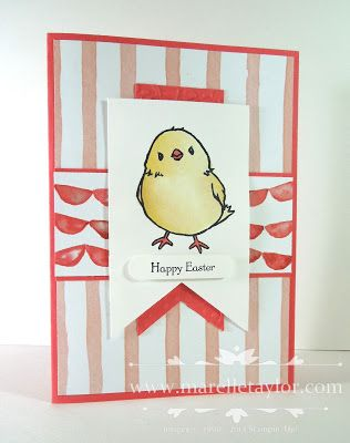 Honeycomb Happiness Easter Chick