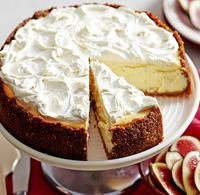 Recipe for Spiced honey cheesecake