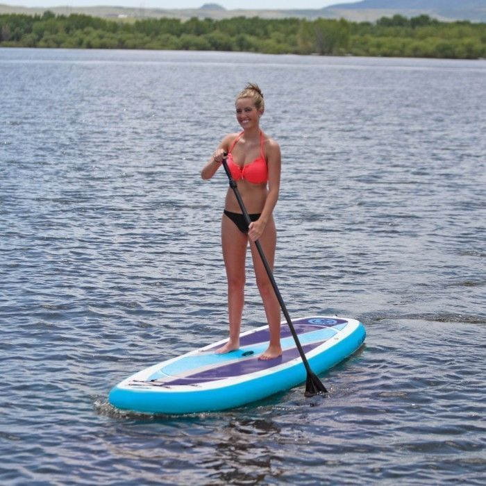 8f25aadbd Airhead Fit 1032 Inflatable Stand Up Paddle Board  airhead