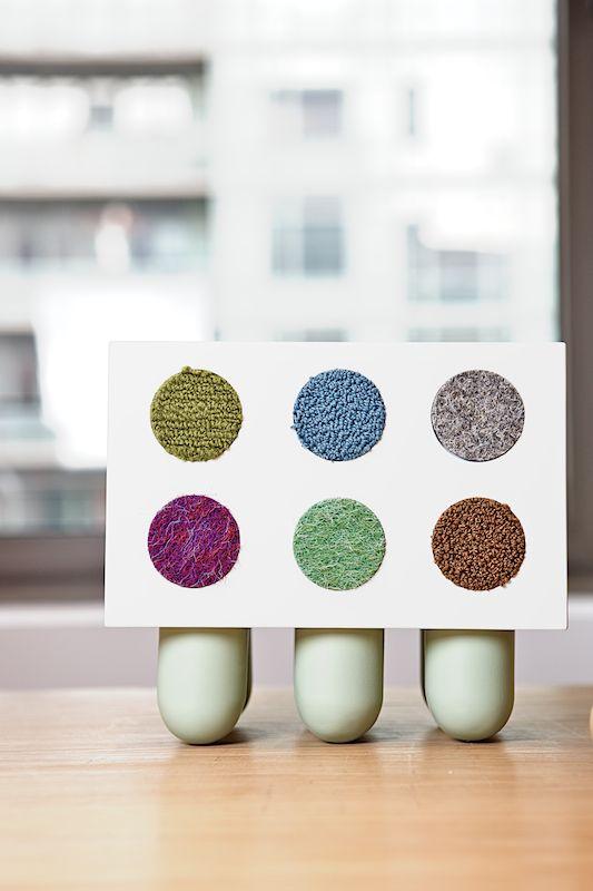 François Chambard/UM Project Super Pack: 7 Carpet Critters #Interface #carpet #art
