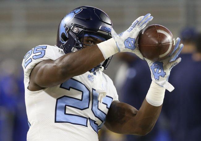 North Carolina vs. Mercer 11/23/19 College Football Pick