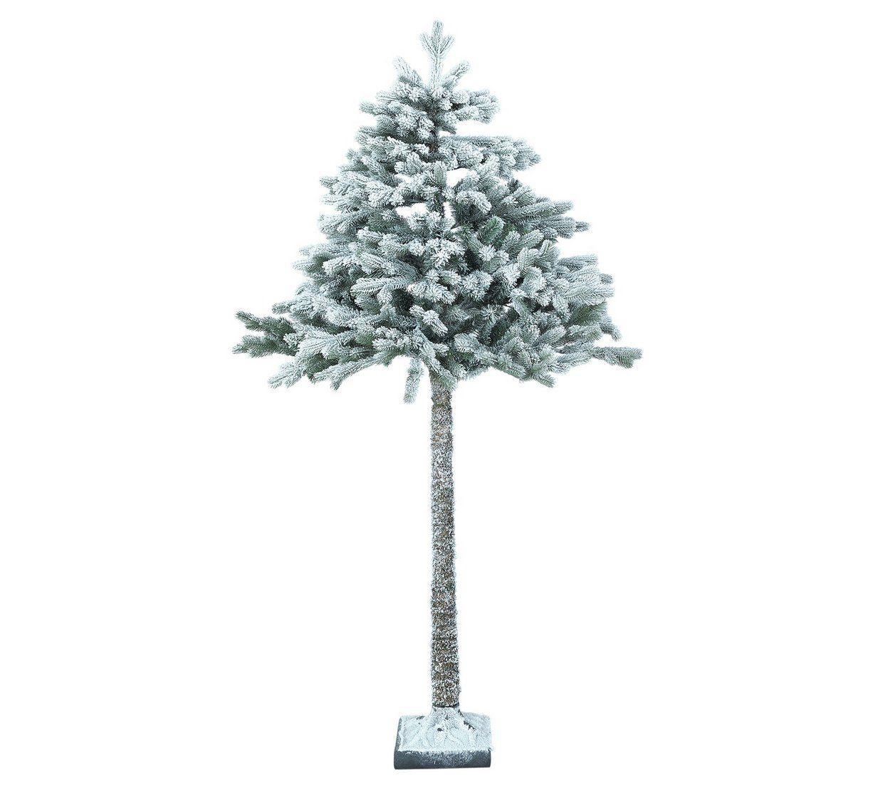 6ft Snowy Half Christmas Tree Green Christmas Trees Argos For People With Naughty Cats Half Christmas Tree Snowy Christmas Tree Green Christmas Tree