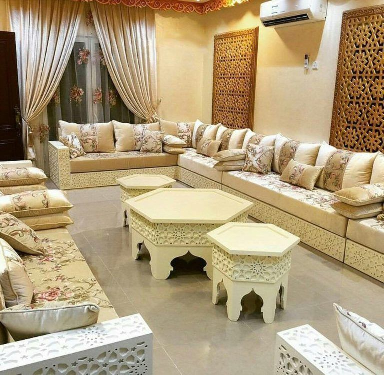 Arabic-Majlis-Sofa-1 | Curtains | Sofa, Furniture, Sofa set
