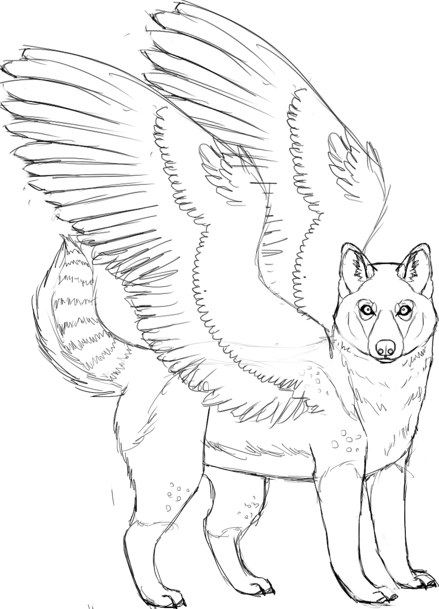 Free Coloring Pages Of Husky Puppies Page A Dog With https://cstu.io ...