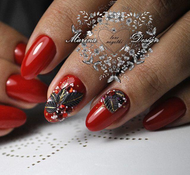 Manicure | Video Tutorials | Art Simple Nail | VK | Маникюр ...
