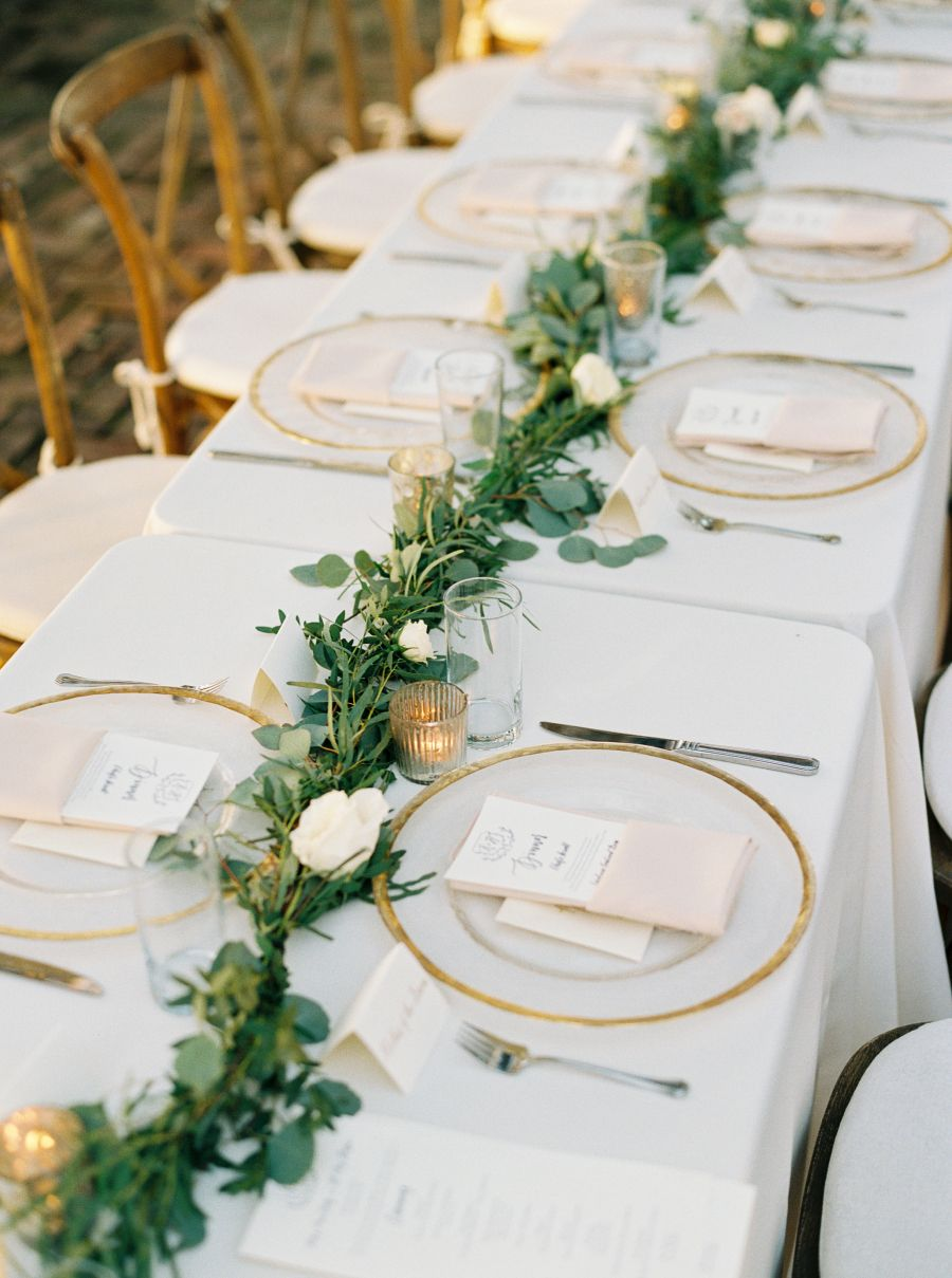 The Sweetest Southern Wedding Filled with Charm