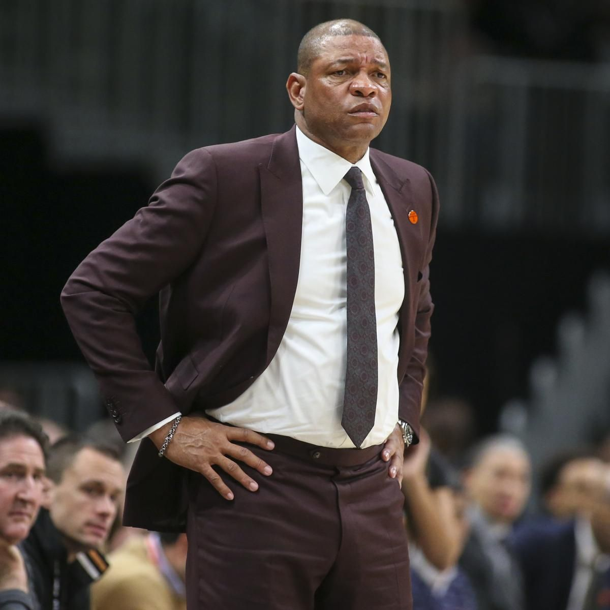 Doc Rivers Surprising Departure From The Los Angeles Clippers Isn T An Indication That He S Looking To Take A Break Fro In 2020 Doc Rivers Los Angeles Clippers River