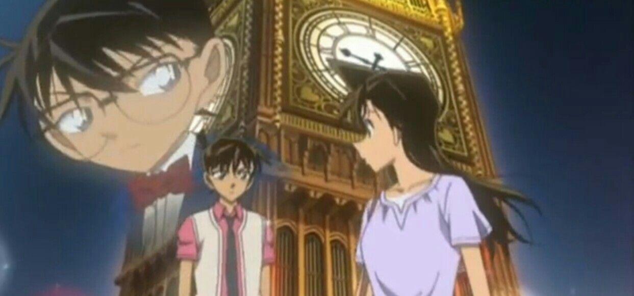 Ran and Shinichi