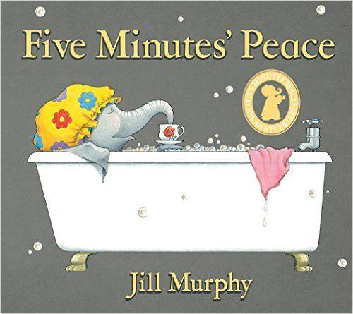 Five Minutes' Peace (Large Family): Amazon.co.uk: Jill Murphy: 9781406363623: Books