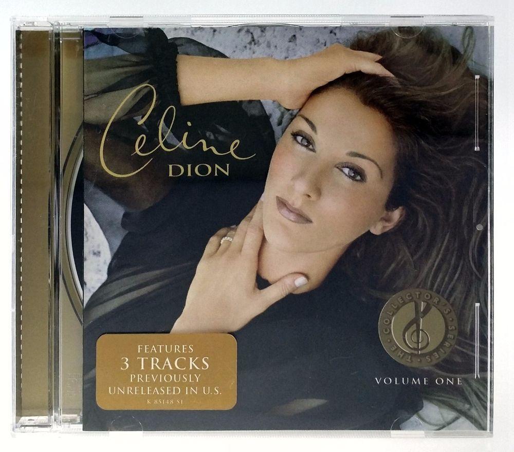 Celine Dion Collectors Series Volume 1 CD Sony Epic 2000 Streisand Bocelli #1990s1980s2000sVocal