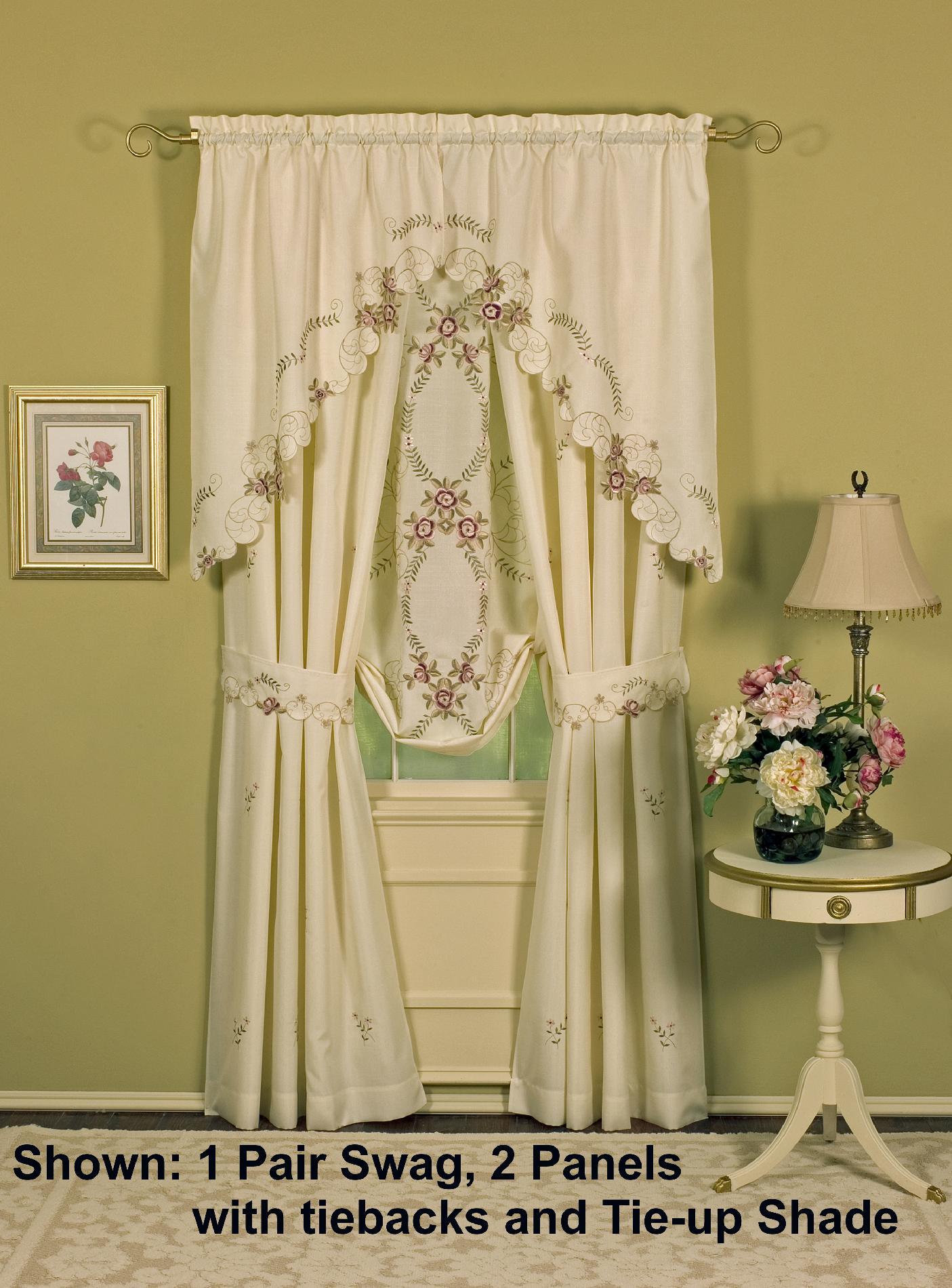 Today S Curtain Verona 38 Swag Pair Sears Curtains Diy Home Decor Decor #sears #curtains #for #living #room