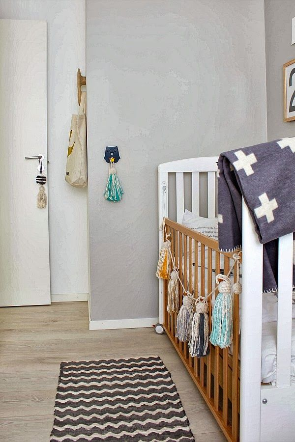 Chambres d\'enfants de style scandinave par Penelope home | Chambres