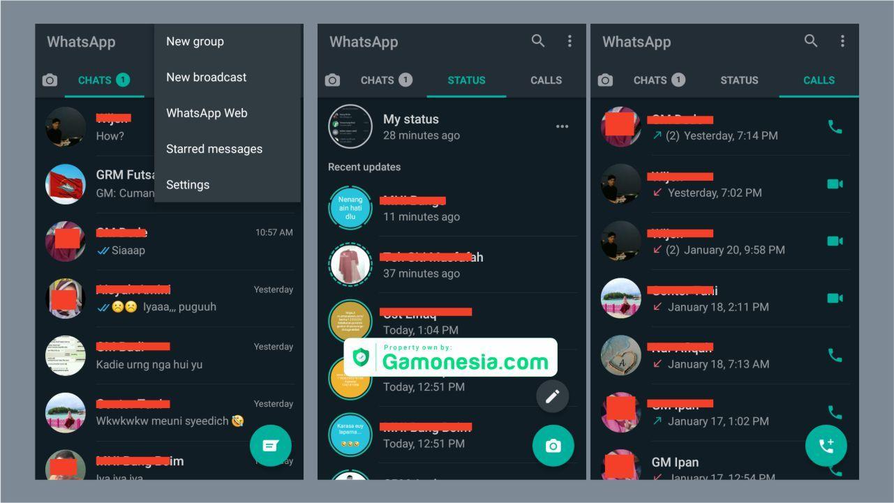 Download Whatsapp Official Dark Mode Apk Versi Terbaru Fitur Dark Mode Bukan Php Lagi Yuk Buruan Download Wa Dengan Dark Mode Offici Aplikasi Android Pemburu