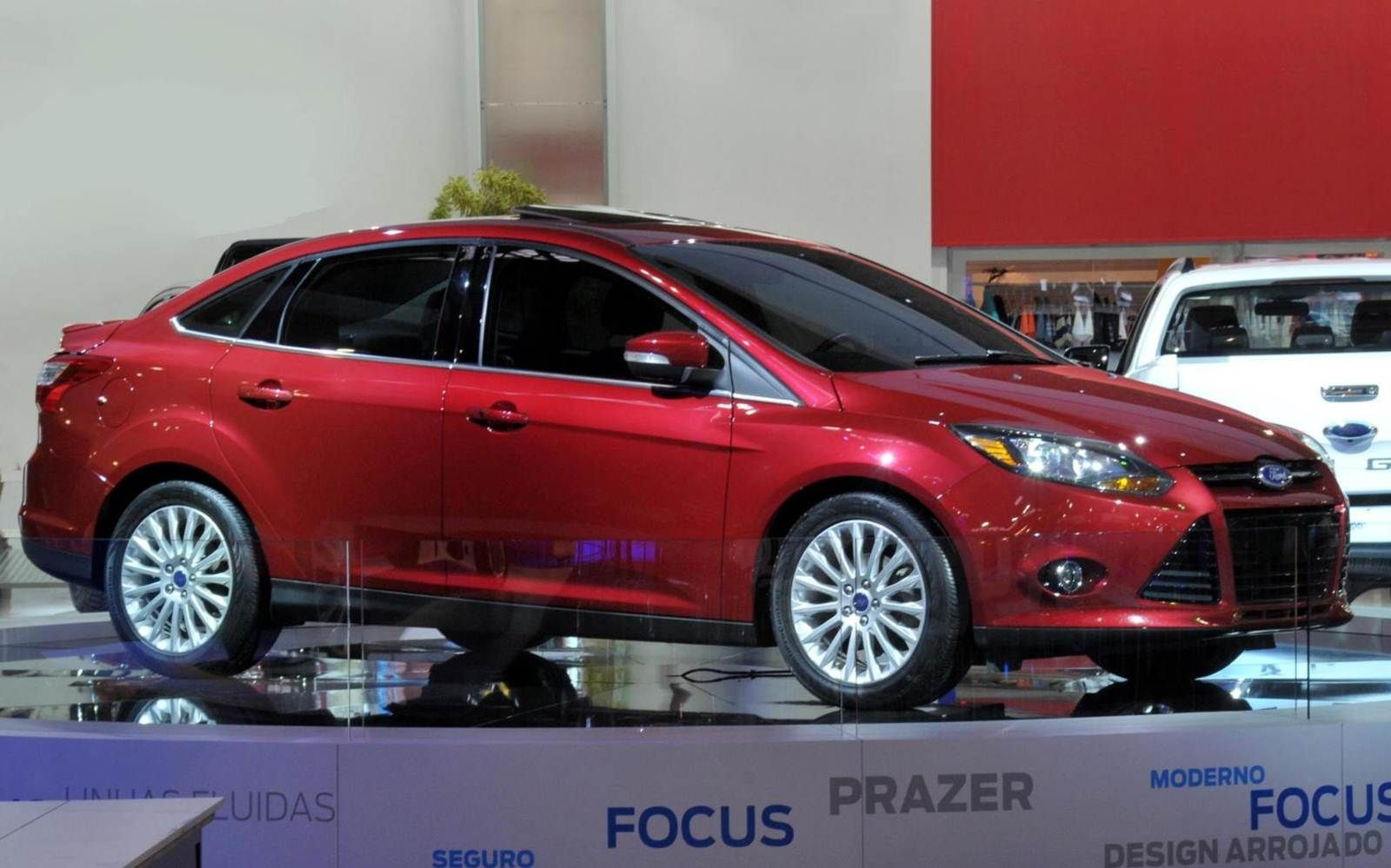 2016 ford focus changes