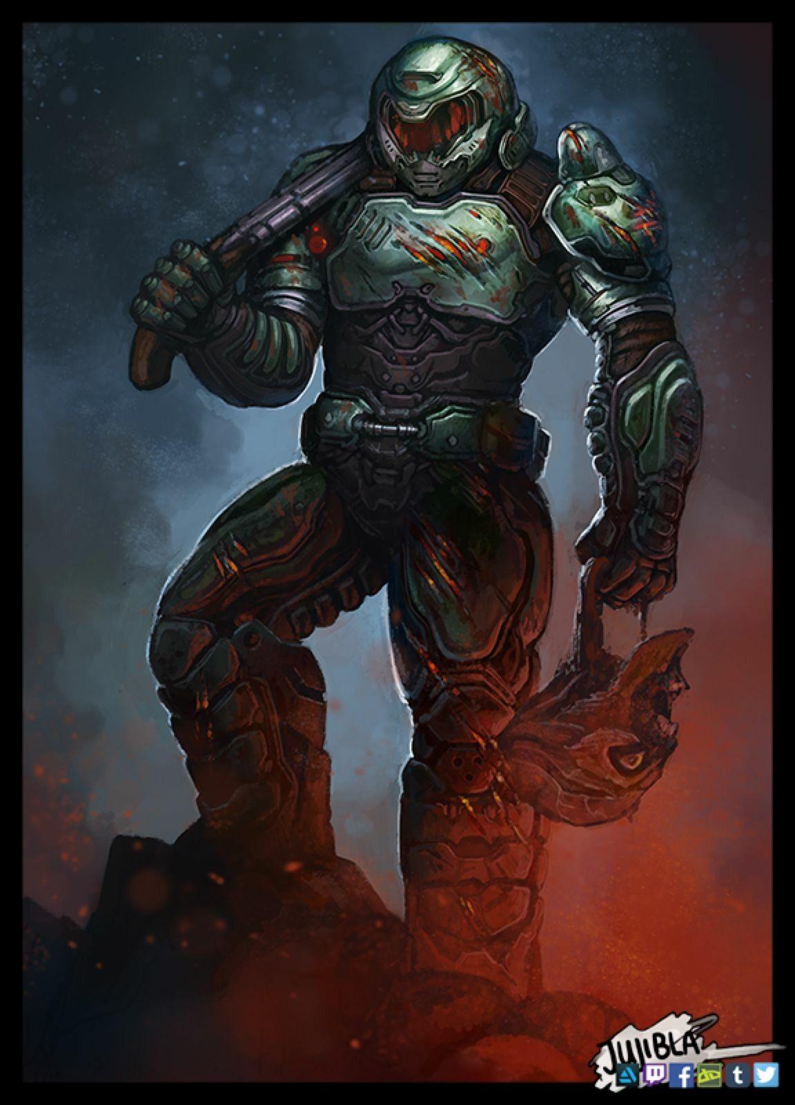 Pin by Preston Bickle on DOOM Doom, Doom videogame, Doom