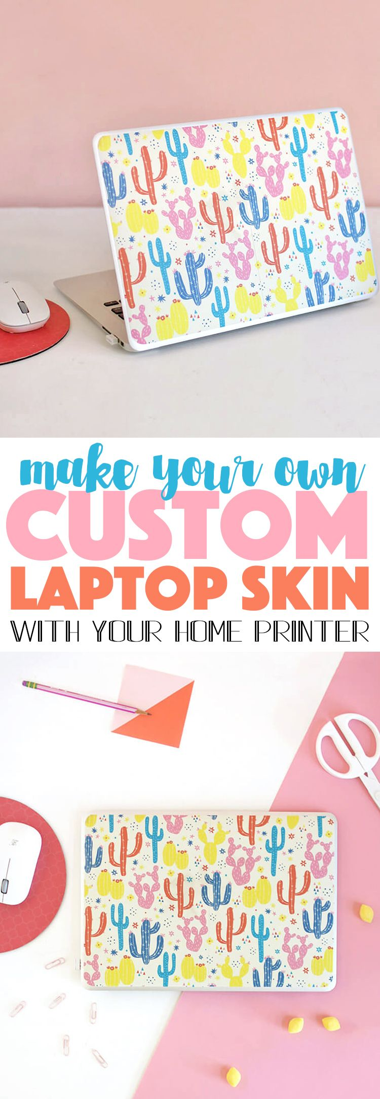 Diy laptop skin learn how to make your own custom durable laptop skin at home