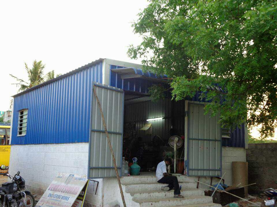 Factory shed contractors in Chennai Tamil nadu (With