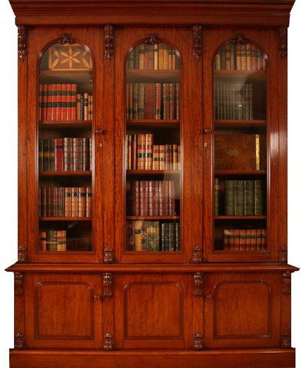 From Https Marketplace Secondlife Com P Victorian Bookcase 3376861 Id 3376861 Slug Victorian Bookcase Antieke Meubels Kast Eiken Antieke Kast