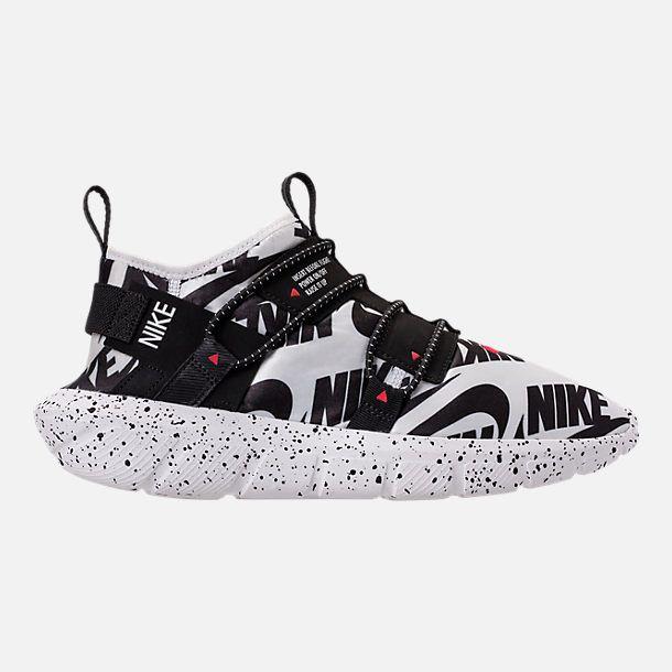 premium selection b7731 7c695 Right view of Mens Nike Vortak Mono Casual Shoes in WhiteBlackUniversity  Red