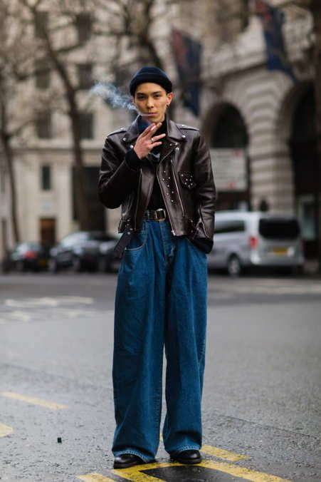 Photo of See the Best Street Style From London Fashion Week Men's