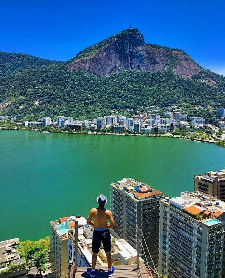 Parque Da Catacumba Diversao Em Meio A Natureza Rio De Janeiro