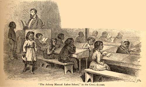 The massachusetts bay school law