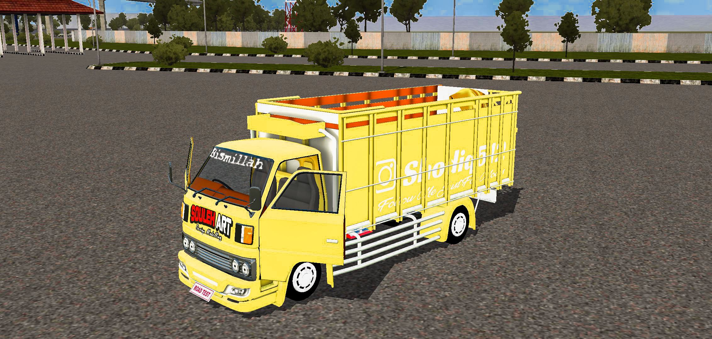 Pin Di Livery Bussid Truck Format Png Jernih