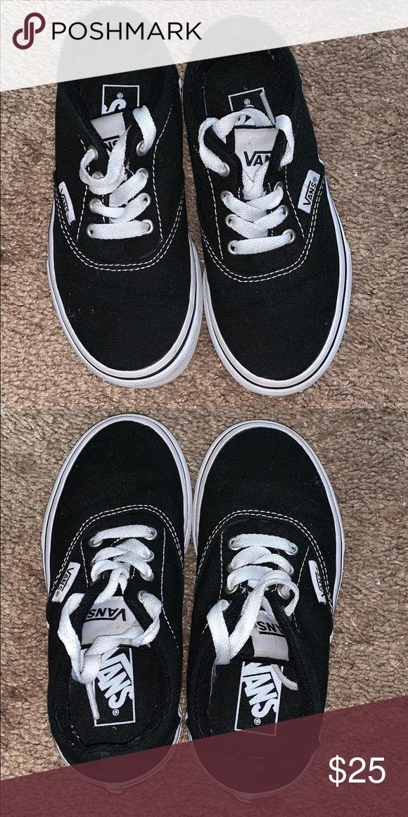 Markenqualität Outlet zu verkaufen Farbbrillanz Vans Kids size 11 vans lightly used Vans Shoes Sneakers | Vans ...