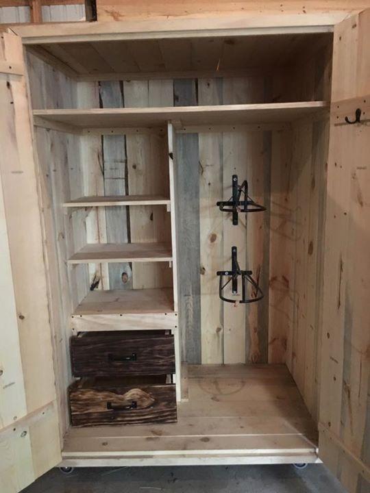 Tack Cabinet And Storage Horse Tack Rooms Tack Locker