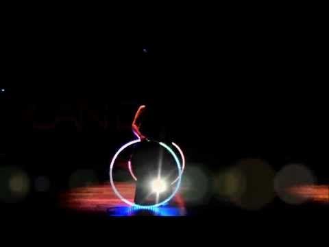Jen & Becky's World Hoop Day 2012 Performance - YouTube