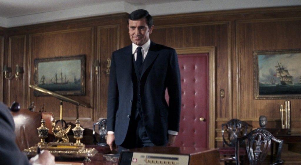 1dde449ce M's Office | Man Cave Ideas | James bond suit, Craig bond, George ...