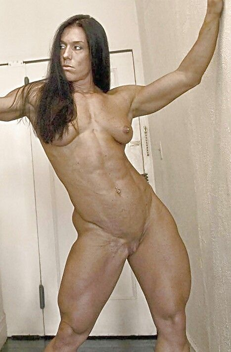 Strong naked girls