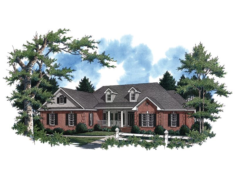 exquisite front porch designs for colonial homes. Sharita Country Ranch Home Traditional Has Exquisite Style from  houseplansandmore com Affordable House PlansCountry