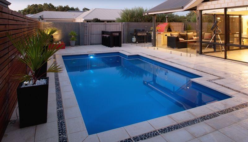 The Elegance Swimming Pool Leisure Pools Backyard Pool Leisure Pools Small Backyard Pools
