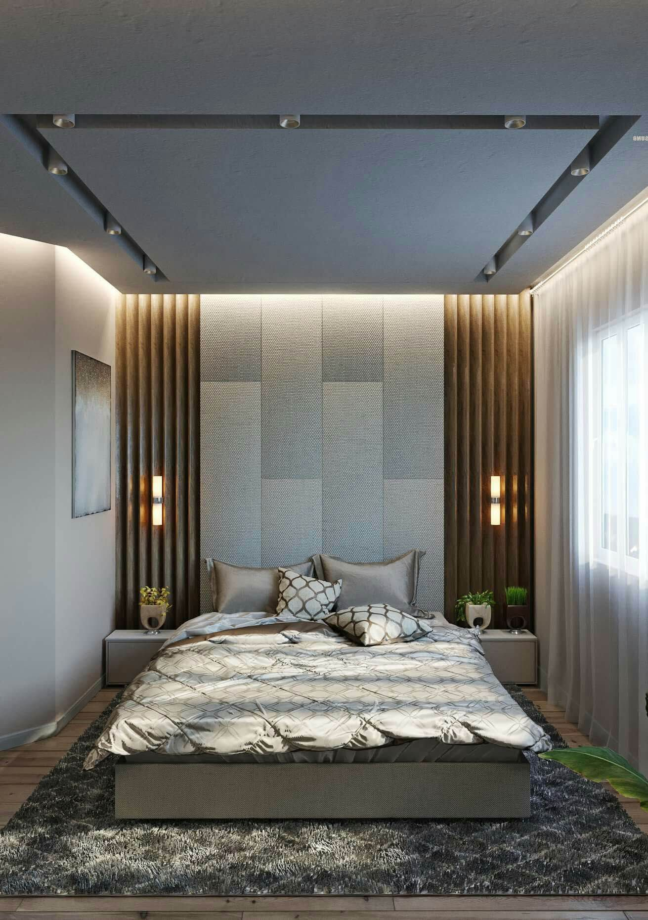 Minimalist Bedroom Ideas Perfect For Being On A Budget With