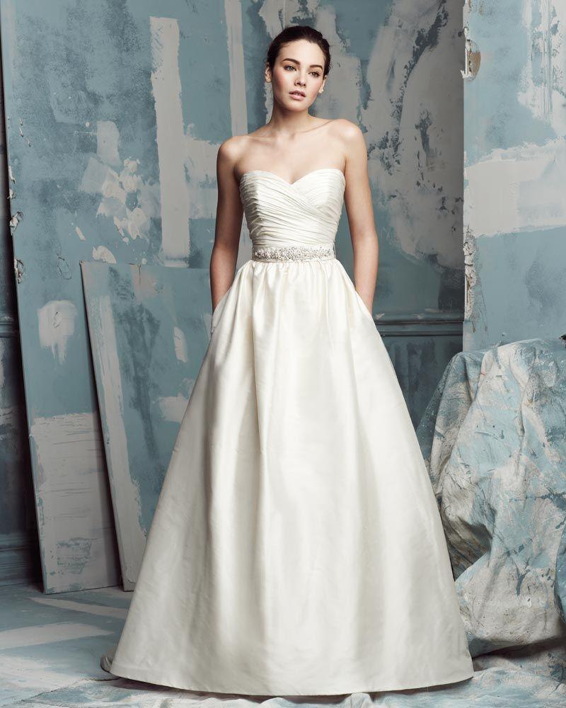 Used wedding dresses near me  Paloma Blanca Classics Collection u Style    Wedding Ideas
