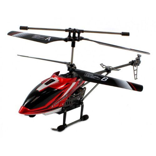 Electric Full Function Metal Alloy 3 5CH GYRO HD Video