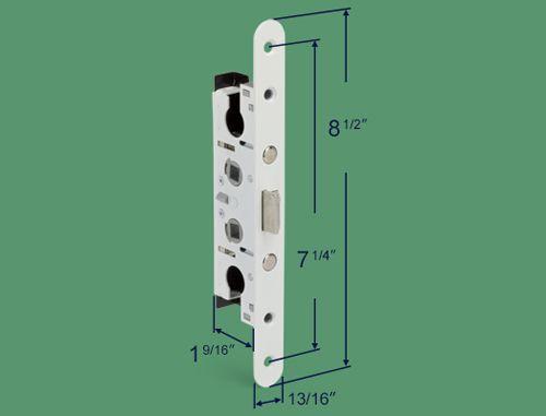 Storm Door Multi Point Mortise Lock Pella With Images Storm Door