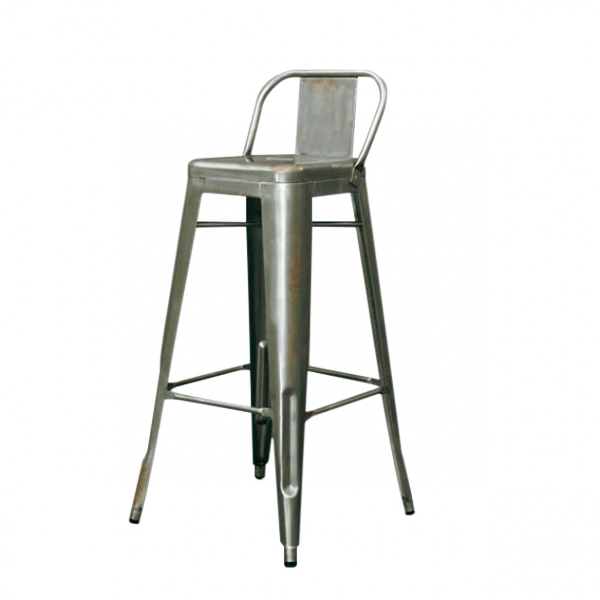 Industrial Bar Chair Size :  44X44X94.5