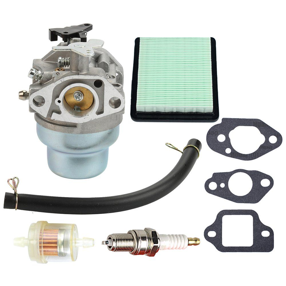 mckin 16100z0l023 carburetor repair rebuild gasket air fuel filter for honda gcv160 engine hrb216 hrr216 hrs216 hrt216 hrz216 lawn mower find out more  [ 1000 x 1000 Pixel ]