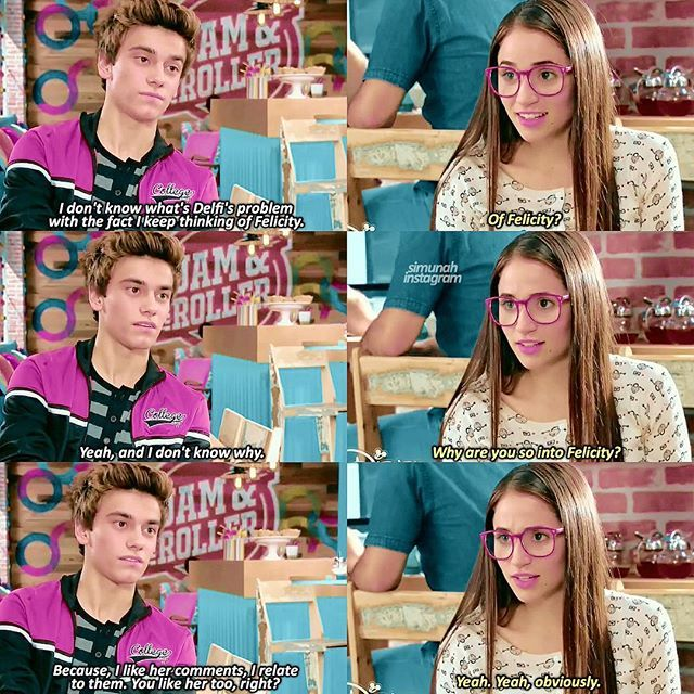 Soy Luna Love Moon Couple Goals How To Know