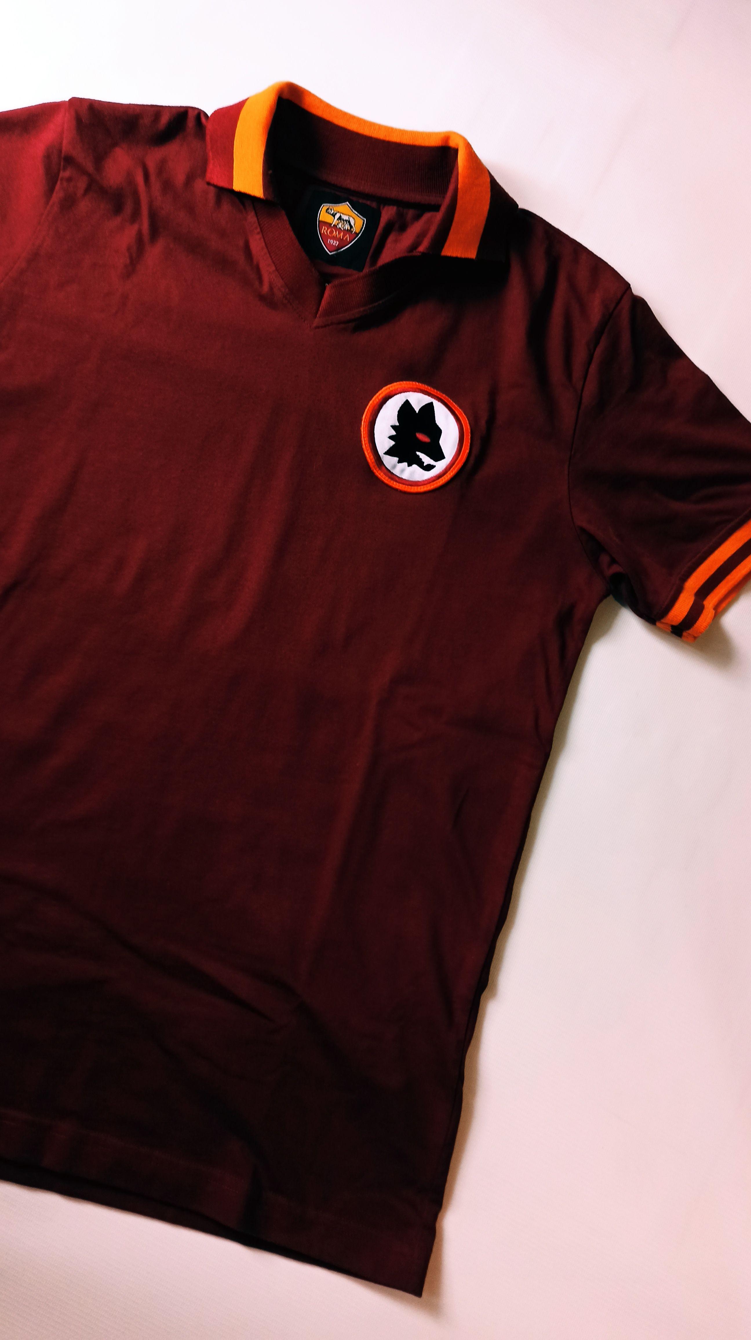 As Roma 1978 1979 Replica Home Football Shirt Soccer Jersey Maglia Calcio Italy Ebay In 2020 Vintage Football Shirts Football Shirts Vintage Football